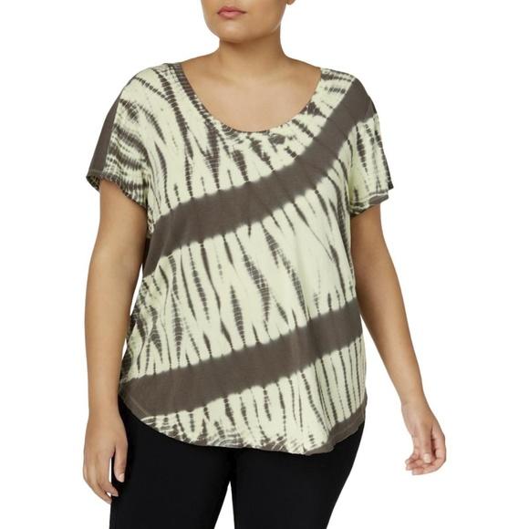 2f26af6461f Calvin Klein Tops | Performance Tie Dye Shirt 3x Nwt | Poshmark